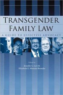 transgender law cover