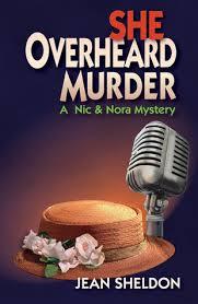 she overheard murder