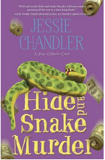 Chandler Hide and snake murder