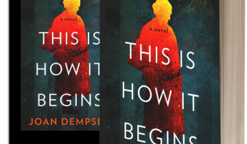 Cover of the novel This Is How It Begins