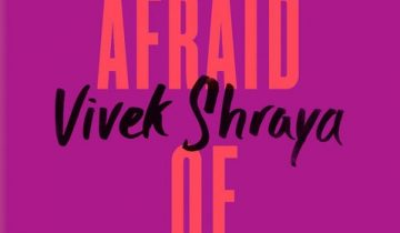 Cover of I'm afraid of men, by Vivek Shraya